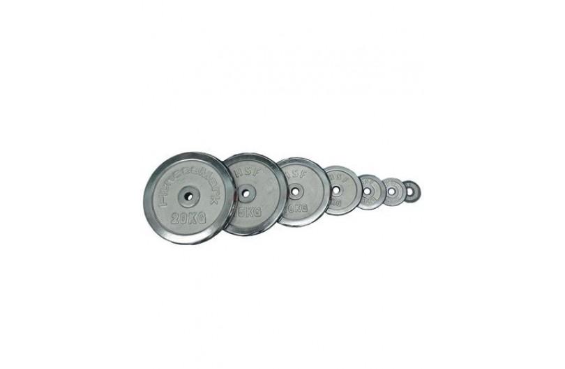 DB C102-1.25 | Диск хромований 1,25 кг