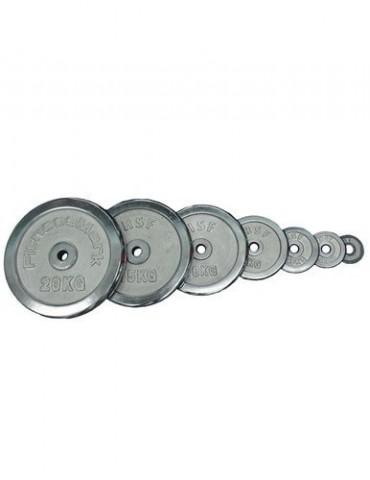 DB C102-15 | Диск хромований 15 кг