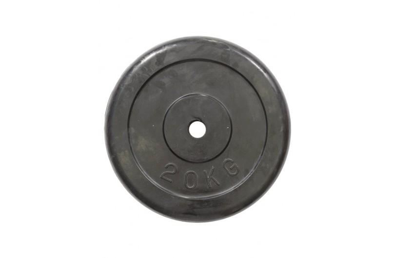 R-20 | Диск прогумований 20 кг