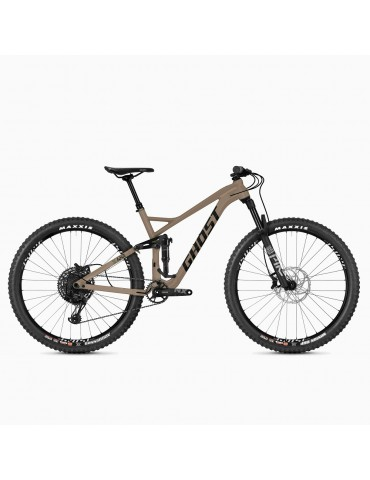 """Велосипед Ghost Slamr 4.7 27.5 """", рама M, жовто-коричневий-чорний, 2020"""