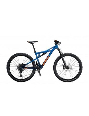 "Велосипед KTM PROWLER 292 29 "", рама M, синьо-оражевий, 2020"