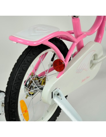 "Велосипед RoyalBaby LITTLE SWAN 18 "", OFFICIAL UA, рожевий"