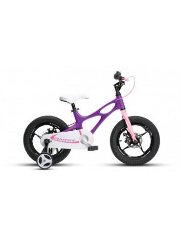 "Велосипед RoyalBaby SPACE SHUTTLE 16 "", OFFICIAL UA, фіолетовий"