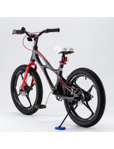 "Велосипед RoyalBaby SPACE SHUTTLE 18 "", OFFICIAL UA, чорний"