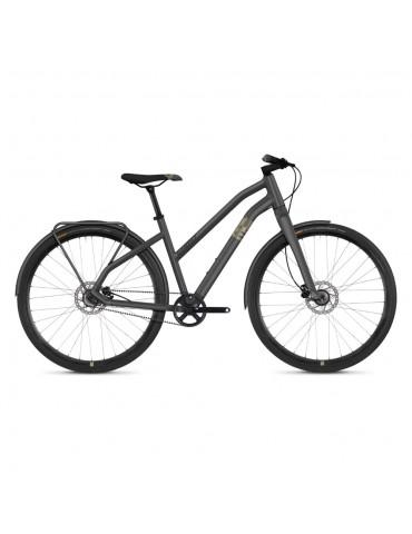 """Велосипед Ghost Square Urban 3.8 28 """", рама S, сіро-коричнево-чорний, 2019"""