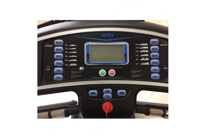 Бігова доріжка електрична|E-W450