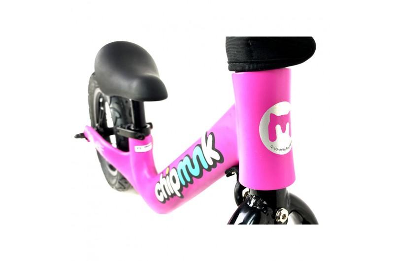 Біговел дитячий RoyalBaby Chipmunk Magnesium, OFFICIAL UA, рожевий