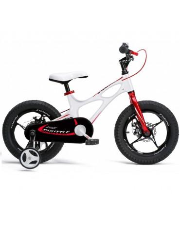 "Велосипед RoyalBaby SPACE SHUTTLE 14"", білий"